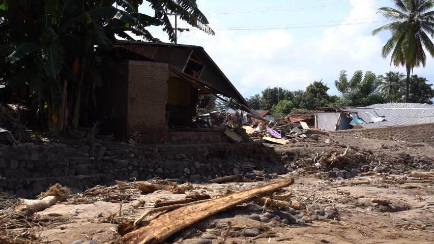 AO Care untuk Korban Bencana Siklon Tropis Seroja Di Nusa Tenggara Timur (NTT).